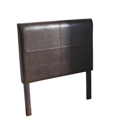 Beds With Leather Headboards 8373 front