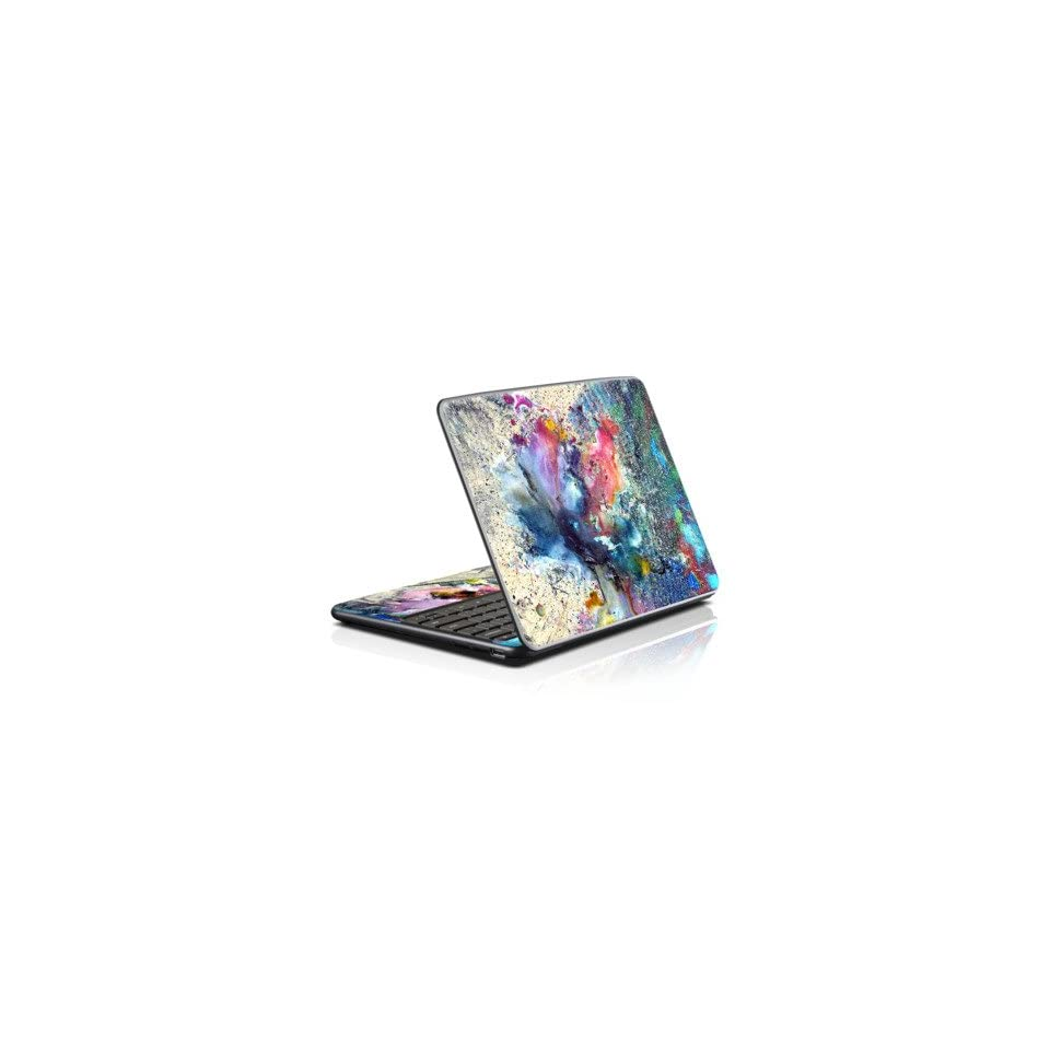Cosmic Flower Design Protective Decal Skin Sticker for Samsung Series 5 Chromebook 12.1 inch Netbook