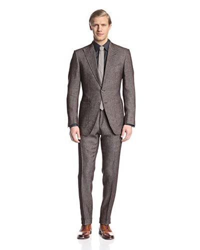 Tom Ford Men's Textured Suit
