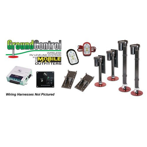 Wireless Electric RV Leveling System  Travel Trailer Everything Else