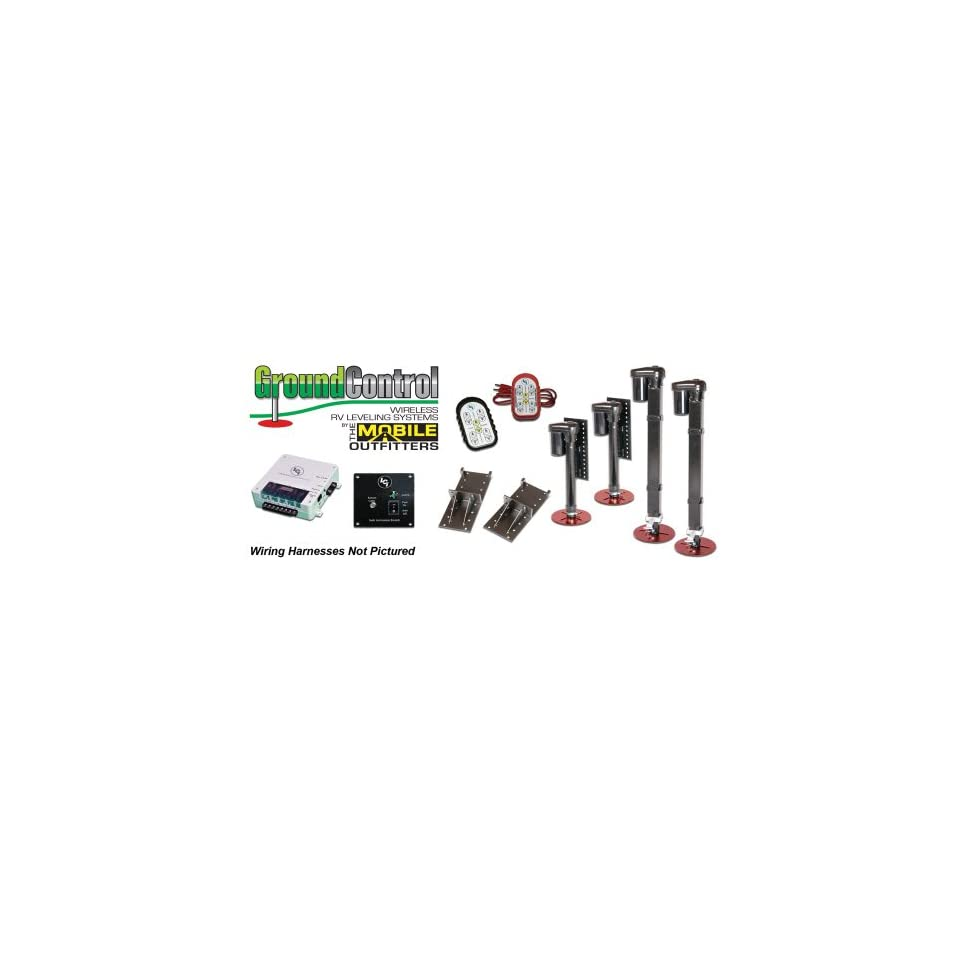 Wireless Electric RV Leveling System  Travel Trailer: Everything Else