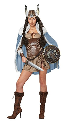 Viking Vixen Warrior Costume