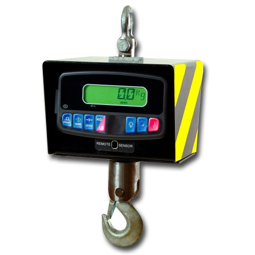 TORREY - 2000 Lb. Capacity | One (1) Ton Digital Hanging Crane Scale