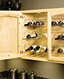 KV FEWR 23.62 FN Horizontal Wine Rack - 5 Ring