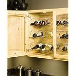 KV FEWR 23.62 FN Horizontal Wine Rack – 5 Ring
