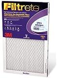 16x24x1 3M Filtrete Ultra Allergen Filter (1-Pack)