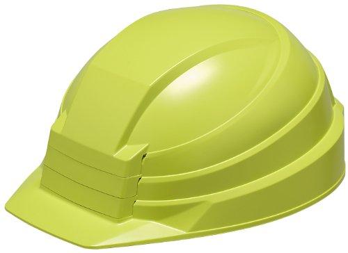 IZANO 防災用 たためる ヘルメット グリーン