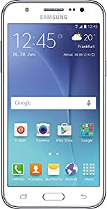 Samsung Galaxy J5 8GB 4G Color blanco - Smartphone (12,7 cm (5