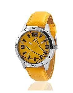 Yepme Troma Men's Watch Yellow