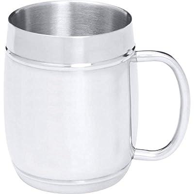 Arctic Blast 27oz Barrel-shaped Stainless Steel Beer Mug- Shaped Mug