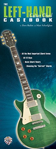 The Left-hand Guitar Chord Casebook (Casebook Series)