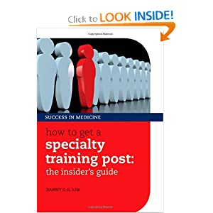 How to get a Specialty Training post: the insider's guide (Success in Medicine)  41AlROJulkL._BO2,204,203,200_PIsitb-sticker-arrow-click,TopRight,35,-76_AA300_SH20_OU01_