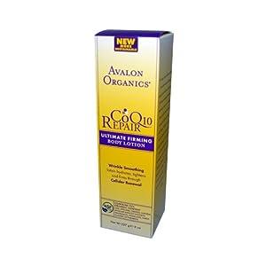 Avalon Organics Ultimate Firming Body Lotion Coenzyme Q10 - 8 fl oz Avalon Organics Ultimate Firmin