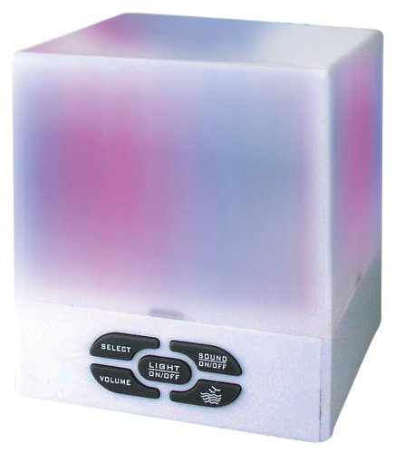 Lifemax 1227 Star Projection Cube  Lullaby and 