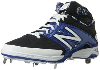 New Balance Mens M4040 Metal Mid Baseball Shoe by New Balance
