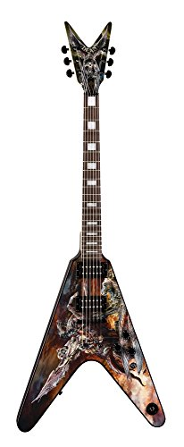 Dean EPV HUNTER Eric Peterson Hunter V Electric Guitar (Flying V Dean compare prices)