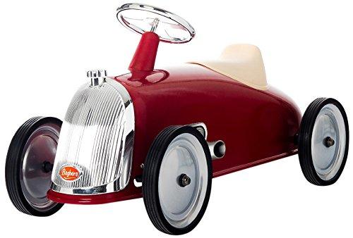 Baghera - 835 - Porteur - Rider - Rouge