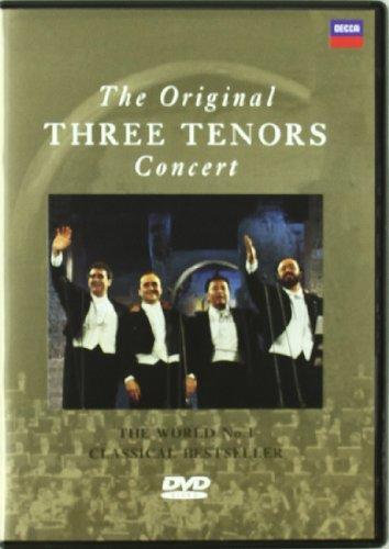 Three Tenors: Carreras, Domingo, Pavarotti In Concert [1990] [DVD]