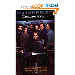 By the Book (Star Trek (Unnumbered Paperback)) by Dean Wesley Smith and Kristine Kathryn Rusch