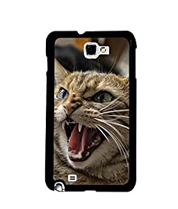 TOUCHNER (TN) Fantasy Hero 2 Back Case Cover for Samsung Galaxy Note 1