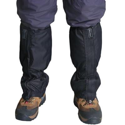 HeroNeo® 1 Pair Waterproof Outdoor Hiking Walking Climbing Hunting Snow Legging Gaiters