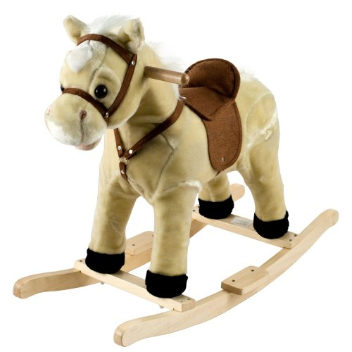 Happy Trails Rocking Lil Henry the Horse - 1