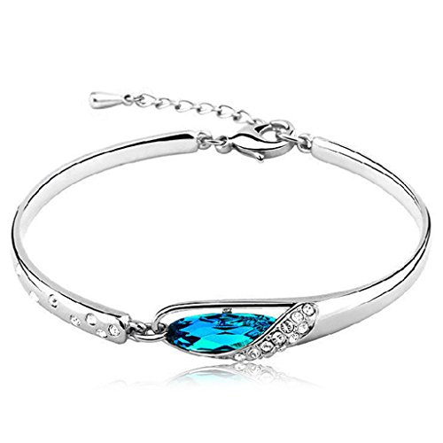 Jiayiqi Jewelry Women Adjustable Elegant 925