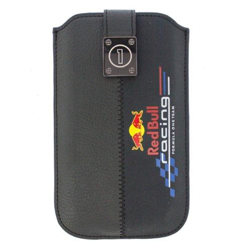 RED BULL RACING Dynamic Collection Designer exklusive Premium Tasche XLS Black für Apple iPhone 5 Lizenzprodukt PDA-Punkt