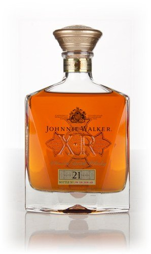 Johnnie Walker discount duty free Johnnie Walker XR 21 Year Old Blended Whisky