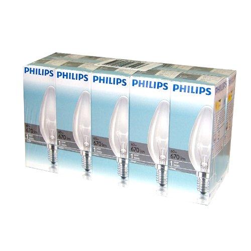philips-pack-de-10-ampoules-a-incandescence-bougie-flamme-transparentes-culot-e14-60w