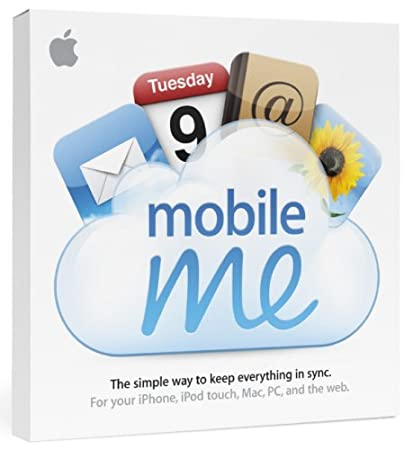 MobileMe Family Pack [DISCONTINUED PRODUCT/SERVICE]
