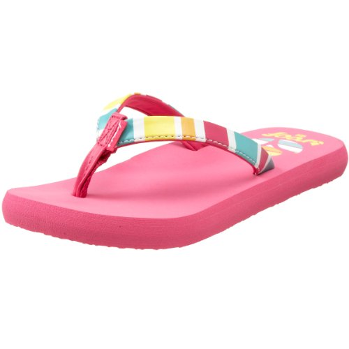 Reef Little Kid/Big Kid Little Lakeside Flip Flop,Hot Pink,11-12 M US Little Kid