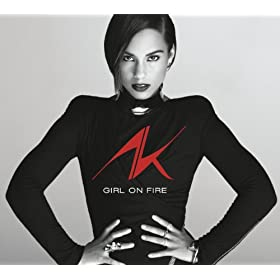 "Alicia Keys ""Girl On Fire"""