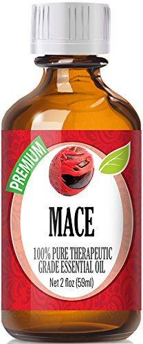 Mace (60ml) 100% Pure, Best Therapeutic Grade Essential Oil - 60ml / 2 (oz) Ounces