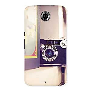 Special Pastel Camera Back Case Cover for Nexsus 6