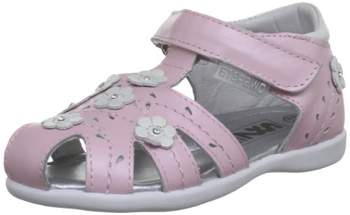 Step2wo Gardenia Prl Pink Sandal Fisherman S23-116503b 4 UK Toddler