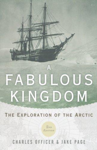 一个神话般的王国: 北极的探索