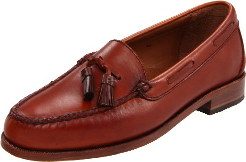 Allen Edmonds Men's Naples Slip-On,Chili,8.5 D US