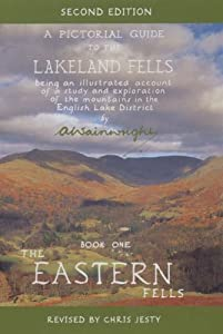 Pictorial Guide to the Lakeland Fells, Alfred Wainwright, Second edition - 1 - The Eastern Fells