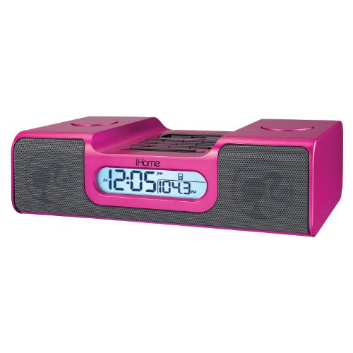 KIDdesigns, Inc Barbie iHome iPod or MP3 Portable Stereo Docking and Speaker System
