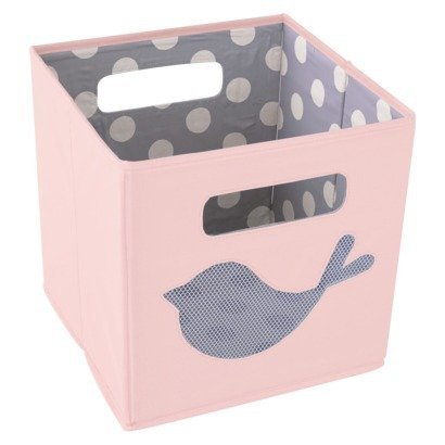Eddie Bauer First Adventure Sneak Peek Storage Bin (Pink) - 1