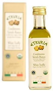 Organic Italian White Truffle Oil by Etruria