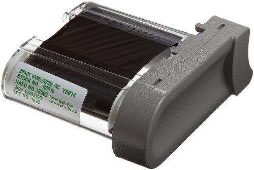 "Brady R6010 Tls2200 And Tls Pc Link 75' Length, 2"" Width, Black Color Series Printer Ribbon"