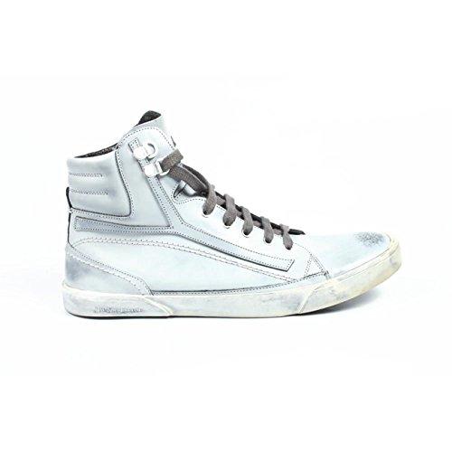 sneakers uomo Yves Saint Laurent mens sneaker 233359 bqj00 1070 -- 41 eur - 8 us