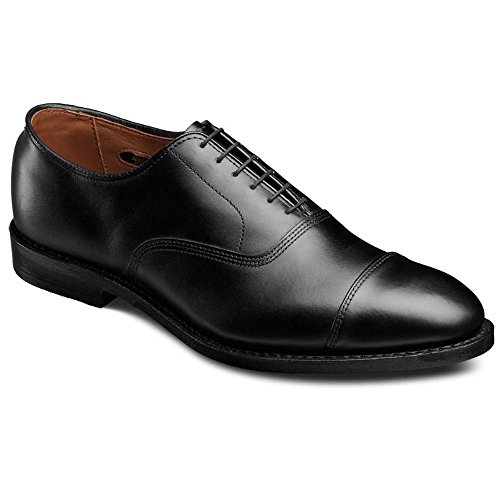 allen-edmonds-mens-park-avenue-cap-toe-oxfordblack105-d