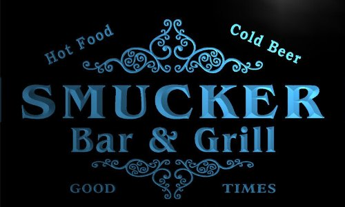 u42012-b-smucker-family-name-bar-grill-home-decor-neon-light-sign-enseigne-lumineuse