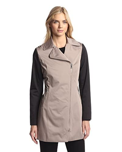 Soia & Kyo Women's Colorblock Trench