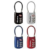 Master Lock Company 4688D 12 Pack TSA…