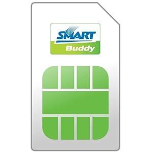 Amazon Com Smart Buddy Sim Card Philippines Cell
