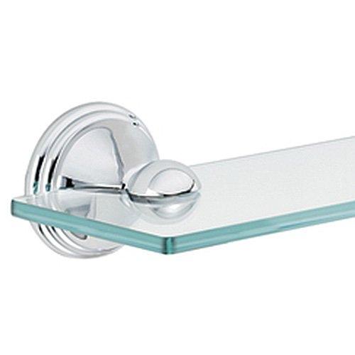 Moen DN8490CH Preston Inspirations Vanity Shelf, Chrome